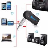 Receptor Bluetooth Música Y Manos Libres Automóvil Auxiliar
