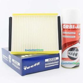 Filtro Ar Condicionado Parati Gol G2 G3 G4 + Higienizador