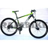 Bicicleta Venzo Tango Rod 27.5 Shimano 24 Velocidades Discos