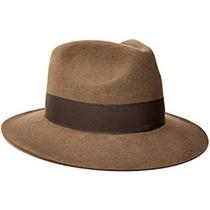 Gorra Indiana Jones Fieltro Fedora Brown, X-large