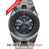 Relógio Orient Flytech Cronógrafo Mbttc008 P2gx *titanium *3