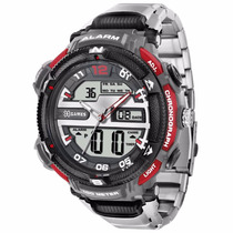 Relógio X-games Masculino Anadigi Xmpsa035 Oferta