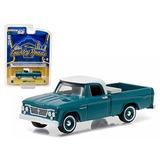 1963 De Dodge D-100 Con Caja De Herramientas Pickup \countr