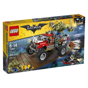 Lego Batman Killer Croc Tail Gator 70907 460 Piezas