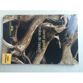 Livro Mãos De Cavalo - Daniel Galera