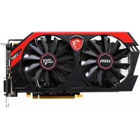 Placa De Vídeo Msi Radeon R9 270x Gaming Oc Edition 2gb