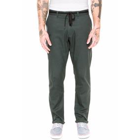 Calça Sarja Nike Sb Ftm Chino Verde