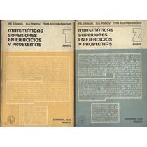 Matemáticas Superiores En Ejercicios Y Problemas.