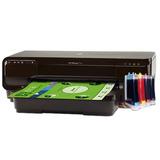 Impresora Tabloide Wifi Hp Officejet 7110 33x48 Con Sistema