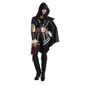 Disfraz Dama Ezio Auditore Assassin