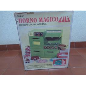 Lili Ledy Horno Magico