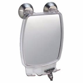 Espejo Para Baño No Se Empaña Anti-empañamiento De Succion