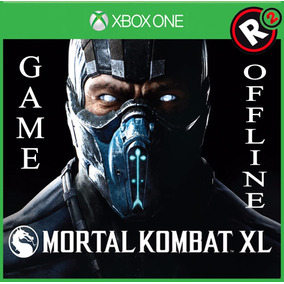 Mortal Kombat Xl Xbox One Xone - Mídia Digital Offline