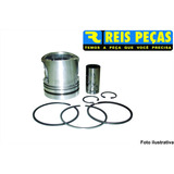 Pistao Ford Cargo 1218/1418/1618 Turbo,