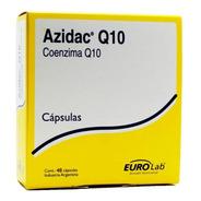 Suplemento Dietario Azidac Q10 Con Coenzima Q10 Eurolab