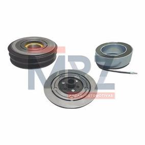 Conjunto Embreagem Para Compressor Seltec Tm31 Polia 2v 24v