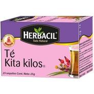 Te Kita Kilos 25 Sobres 100% Orgánico Baja De Peso Rápido
