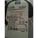 Disco Duro Wd Sata 1.5 Terabyte Black Edition Impecable