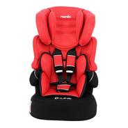Cadeira Infantil Para Carros Vermelha 9 A 36kg Luxe Beline