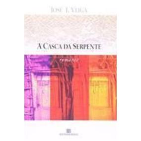Livro A Casca Da Serpente - 12ª Ed José J. Veiga