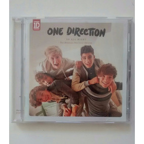 One Direction Up All Night The Mexican Souvenir Edition Cd