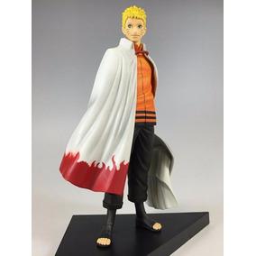 Figure Action Boneco Naruto Hokage 18cm Pronta Entrega