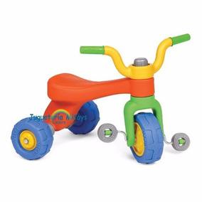 Triciclo Qrio Con Pedales Vegui 119