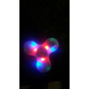 Spinners Con Bluetooh Y Luces