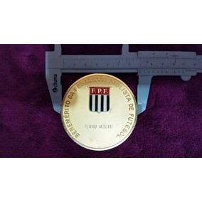 Medalha Federação Paulista Futebol.