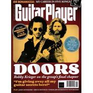 Revista Guitar Player