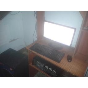 Computadora De Mesa Con Planta + Cornetas Y 4gb Ram Ddr3