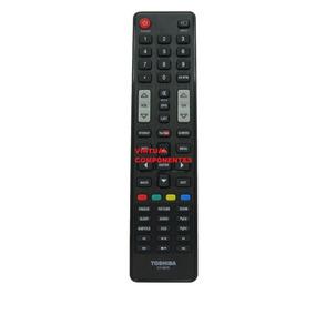 Controle Remoto Ct6670 Tv Semp Toshiba Original
