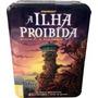A Ilha Proibida - Lacrado / Português Board Game