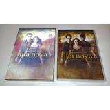 Box Duplo 2 Dvds Saga Crepúsculo Lua Nova - Edição Especial