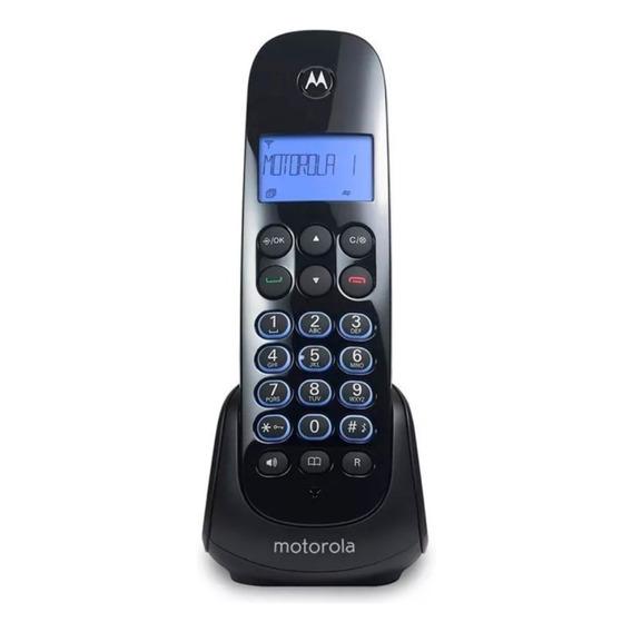 Teléfono Inalámbrico Motorola M750 Negro