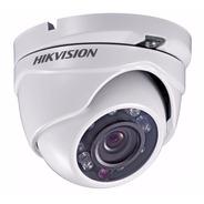 Cámara Hikvision Turbo Hd 720p 2.8mm Metalica Ir20m