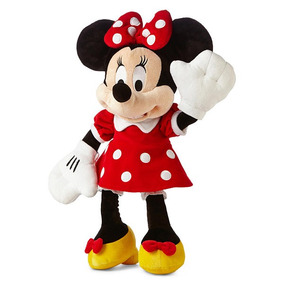 Hermosa Plush Minnie Original Disney Colection