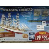Fragata Libertad Para Armar Num 1,3,6,12,13,15,16y17