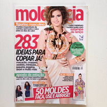 Revista Molde & Cia Luiza Valdetaro N°82