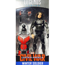 Winter Soldier Soldado De Invierno Marvel Legends