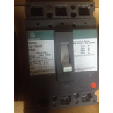 Breaker Industrial Trifasico Thed 3x150 Amp General Electric
