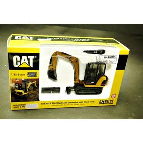 Norscot Caterpillar Cat 302.5 Mini-hydraulic Excavator 1/32