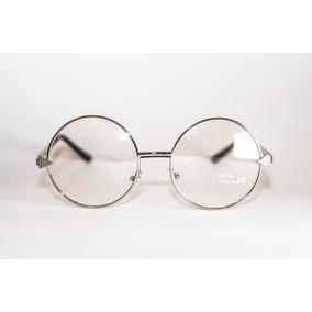 Oculos John Lennon Espelhado Prata - Óculos no Mercado Livre Brasil 37199f5680