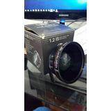 Lente Para Camara Canon Hd Vision 1.2 Is Wide Angle - Envio