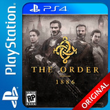 The Order 1886 Ps4 Digital Nº1 En Ventas En Argentina