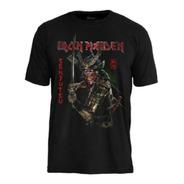 Camiseta Iron Maiden Senjutsu Albumcamiseta Iron Maiden Senj