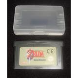 Legend Of Zelda A Link To The Past Gba En Español Re-pro