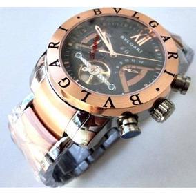 c3cf52c4b2a Relogio Bvlgari Homen De Ferro Original - Relógios De Pulso no ...