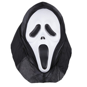 Scream Scary Movie Mascara De Plastico Halowwen Fiesta