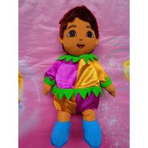 Dora La Exploradora Peluche De Diego Disfrazado